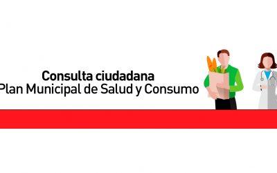 Consulta para la elaboración de un plan de Salud y Consumo